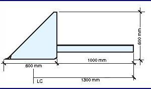 Forklift Dirt Bucket Dimensions
