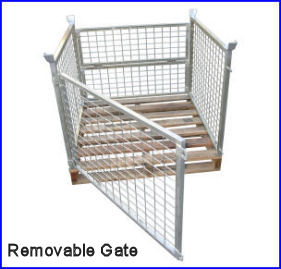 PCT 02 pallet cage