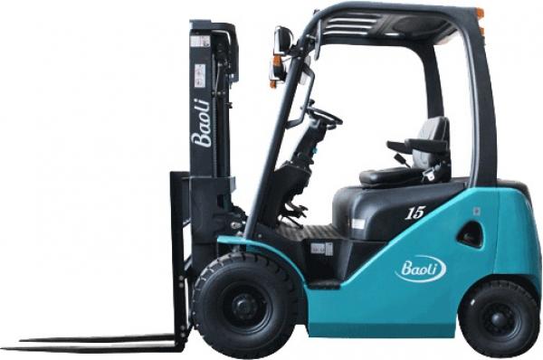 Baoli CPQD18 F Series forklift