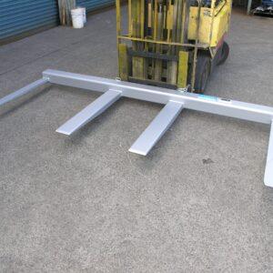 FS2.5 Fork Spreader Forklift Attachment